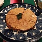 メキシカンキッチン&ドリンクEl Charro - エルチャロ風ピッツァ