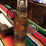 メキシカンキッチン&ドリンクEl Charro - アミーゴビール