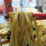 自家製なま麺 焼きそば専門店 ナゴヤキ55 - さすがに美味しい自家製生麺