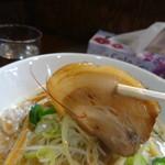 麺屋 龍 & ファミリー - チャーシューアップ