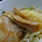 麺屋 龍 & ファミリー - メンマ