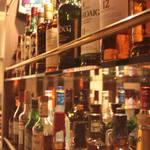 バー・レトロ - お酒もいろいろあります!