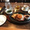 レストラン フランドル - 料理写真:シャリアピンハンバーグ!