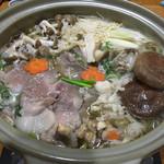 川根温泉 ふれあいコテージ - 料理写真:猪鍋
