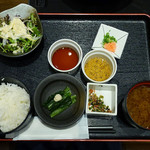 Awajishimatokurae - 魚セイロ蒸し定食