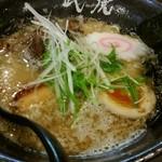 Taketora - 魚介醤油ラーメン