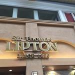 サー・トーマス・リプトン ティーハウス店 -