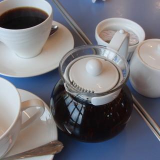 マリー・イヴォンヌ - ドリンク写真:珈琲 紅茶