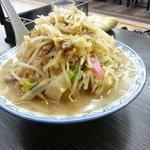 井手ちゃんぽん - 料理写真:ちゃんぽん650円