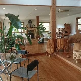 【糸島の自然が満喫できるカフェ】自然の中にある隠れ家カフェ