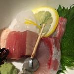 えびず - 直送鮮魚お造り盛合わせ