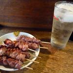 牛太郎 武蔵小山店 - もつ焼きとハイッピー
