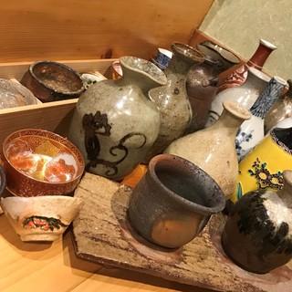 ■日本酒へのこだわり■
