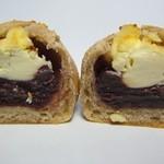 COBO pan - あんこクリームチーズ