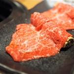 肉匠堀越 - シンシン