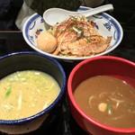 64529573 - ツレの二種つけ麺