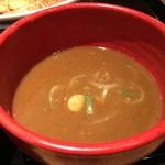 64529581 - 濃厚鶏魚介スープ