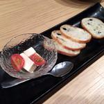 64529627 - チーズ豆腐の味噌漬け