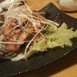 焼肉JAPAN - イカ刺し550円
