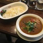 ボンディ - 野菜カレー&ライス