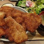 ふくい軒 - カツ丼