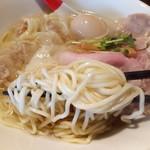 麺処 清水 - 麺