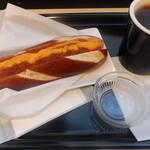 ジースタイルカフェ - ボロネーズチェダーチーズ