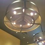 RBステーキハウス - 何気にエジソンバルブです。