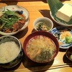 阿部 - ランチ(お肉)
