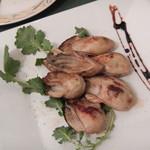 tono ・4122 - 倉橋島産牡蠣のプランチャード
