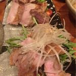 酒菜屋 ながれ - 芳美豚ステーキ