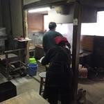 橋本製麺所 - 天国のおっちゃん!息子さん頑張ってるよ~