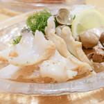 はまぐり - 白バイ貝