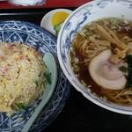 中華料理 海道 - Aランチ 750円