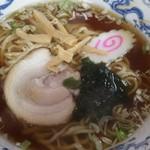 中華料理 海道 - 醤油ラーメン
