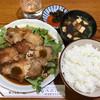 とんかつ ボントン - 料理写真:生姜焼き定食(小)970円