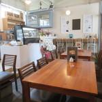 本山 de cafe HARUJI - 店内
