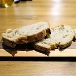 ジロトンド - パーラー江古田さんのパン