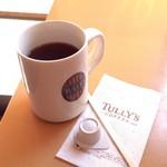 タリーズコーヒー - 本日のコーヒーshort 320円。ダッチマンズブレンド