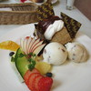 レーブ・ドゥ・シェフ - 料理写真:紅茶のシフォンケーキ