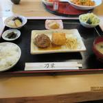 万葉 - 小町定食