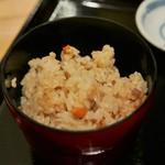 麺花 ゆうしょう - 炊き込みご飯