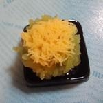 吉祥寺虎屋 - 菜の花