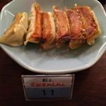 64546846 - みんみん 焼餃子  250円