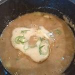 島田製麺食堂 - 石焼きつけ麺♪