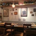ポトフ料理ジョワ - 右側テーブル席