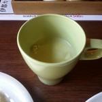 伊都カフェ - スープ(ポタージュ)