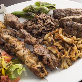 ☆トルコ料理といえば、これ。極旨ケパブ