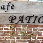 cafe PATIO -