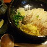い草製麺所 - ぶっかけ(冷・大盛り)